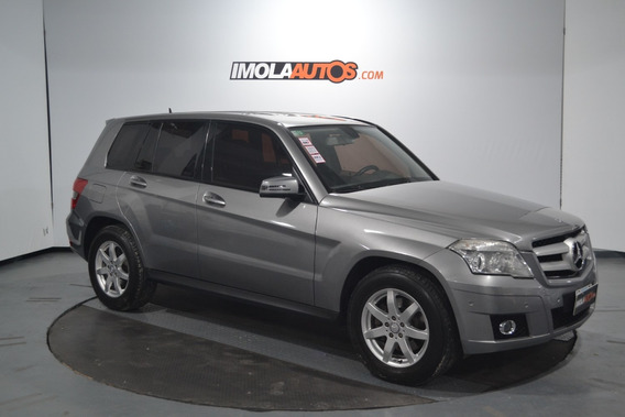 Mercedes Benz Glk 300 4matic City A/t 2011 -imolaautos