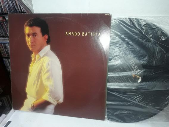 Lp Amado Batista 1987 Ne
