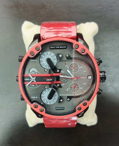 Relógio Ds Vermelho