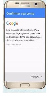Desbloqueio Conta Google Samsung 6.0 E 7.0