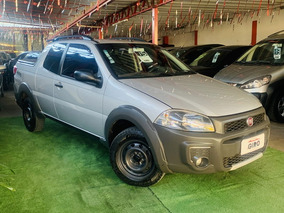 Fiat Strada Working Cd 2015