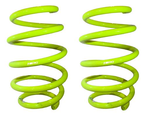 Espirales Progresivos Fiat Punto Rg Sportkit X4
