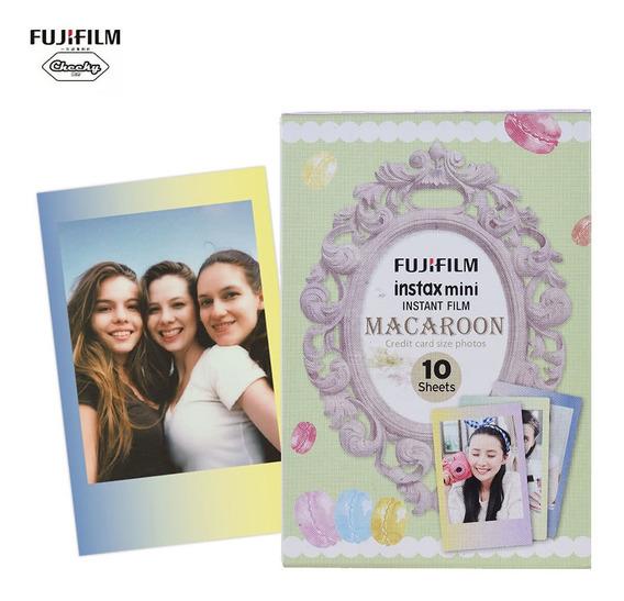 Fujifilm Instax Mini 10 Folhas Macaroon