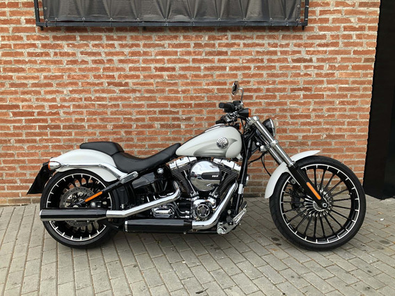 Harley Davidson Breakout 2017 Único Dono