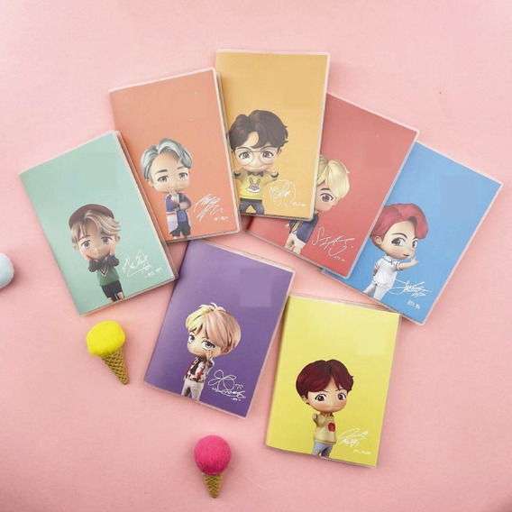 Kpop Souvenirs En Caja Misteriosa!!!
