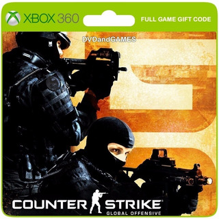 Counter Strike Go Xbox 360 Juego Original Digital
