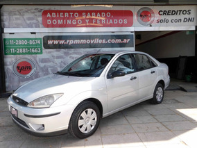 Ford Focus 1.6 Sedan One Ambiente Mp3 2009 Rpm Moviles