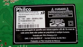 Placa Da Fonte Philco Tv Ph49e30dsgw Vers: A