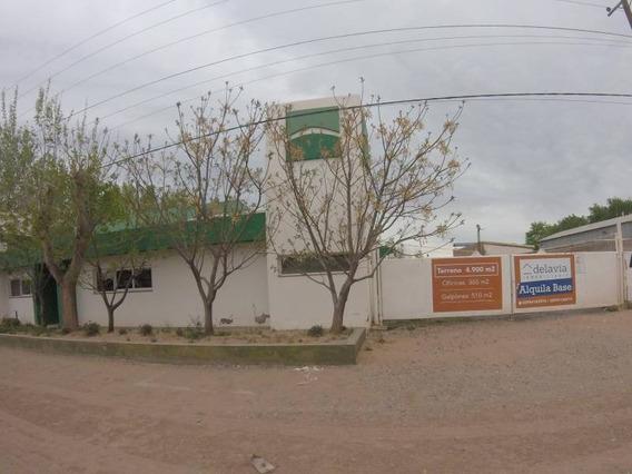 Galpones, Depósitos O Edificios Ind. Alquiler Rincón De Los Sauces