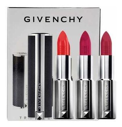 Labiales X3 Givenchy Importado