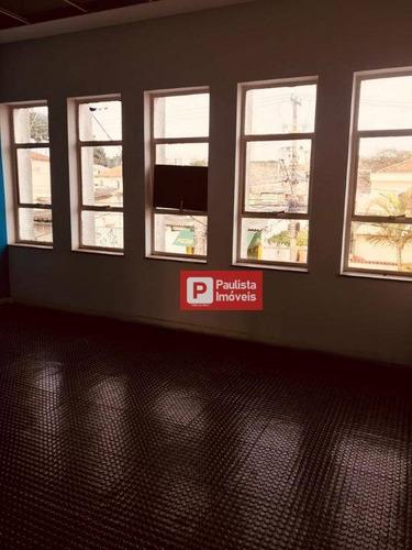Prédio Para Alugar, 360 M² Por R$ 9.000,00/mês - Socorro - São Paulo/sp - Pr0312