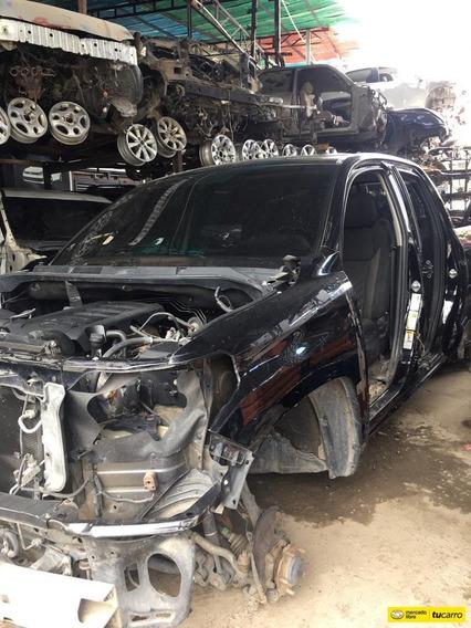 Toyota Tundra Chocados