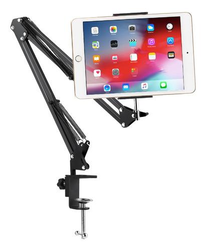 Imagen 1 de 6 de Soporte De Celular, Tablet Ajustable Con Brazos Largos Bra
