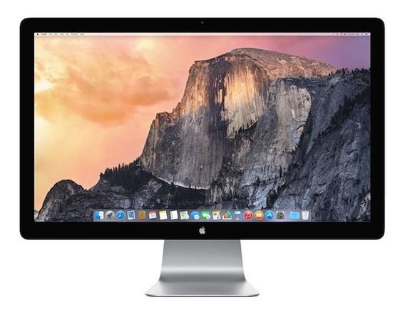 Monitor Apple Thunderbolt Display 27 C/ Câmera/alto-falante