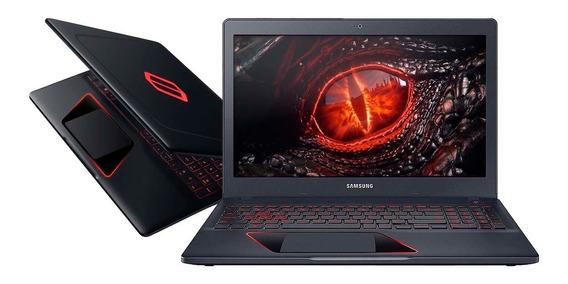 Notebook Samsung Gamer Odyssey I7 8gb 1tb Geforce Gtx 1050