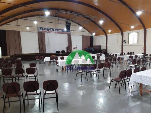 Barracão À Venda, 1196 M² Por R$ 4.500.000,00 - Boqueirão - Curitiba/pr - Ba0015