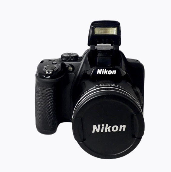 Câmera Semi Nova Nikon Colpix P 520 Semi Profissional