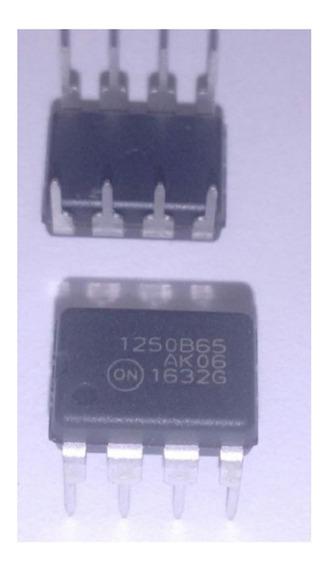 Circuito Integrado Ncp1250 1250b65 Dip Original - Fonte Som