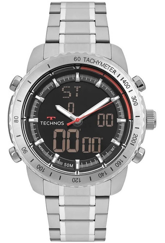 Relógio Technos Masculino Performance Ts Digiana W23745aa/1p