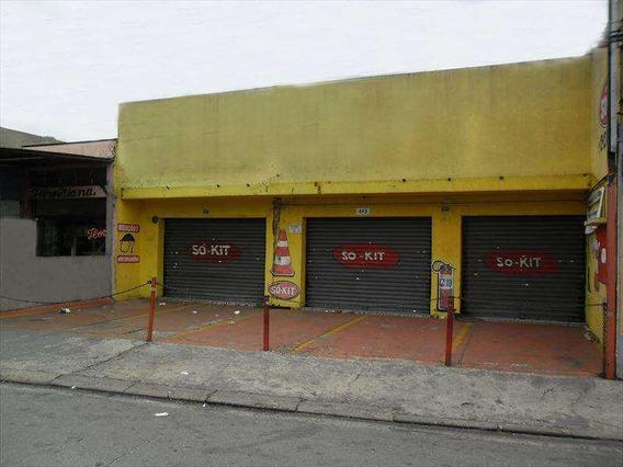 Salão, Cidade Jardim Cumbica, Guarulhos, Cod: 1021 - A1021