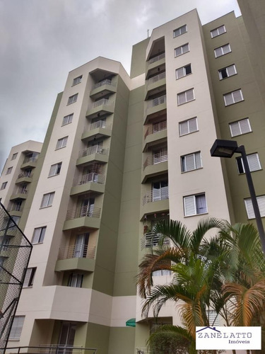 Apartamento 02 Dorm - Horto Do Ype Campo Limpo - V0325