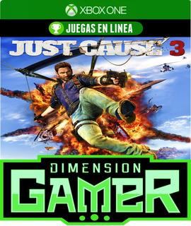 Just Cause 3 - Xbox One - N Codigo