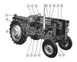 Manual De Despiece Massey Ferguson 165 En Pdf
