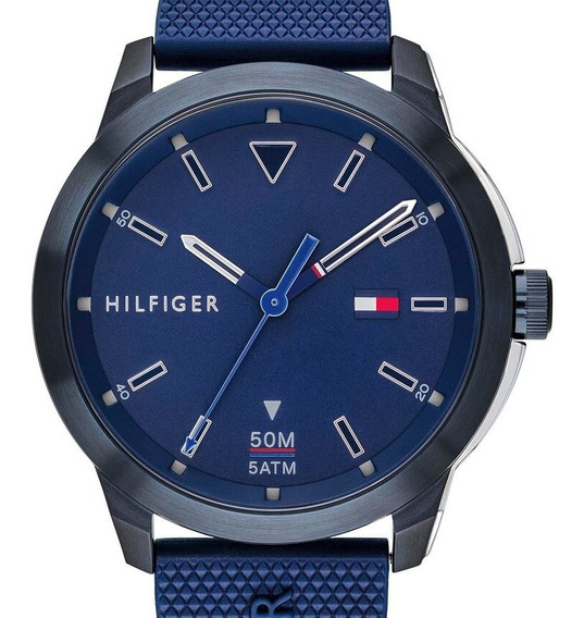 Reloj Tommy Para Caballero Modelo: 1791621 Envio Gratis