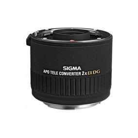 Teleconverter Sigma Canon 2x Ex Dg Af
