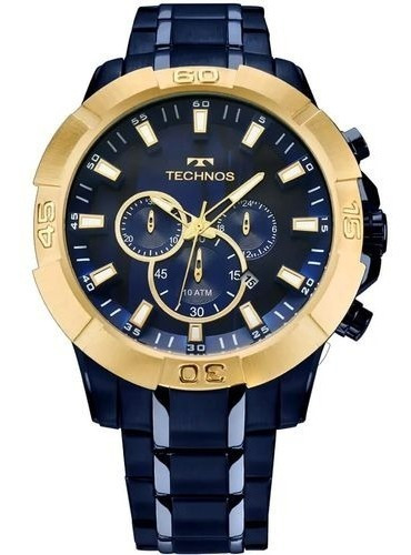Relógio Technos Cronógrafo Legacy Ref. Js26af