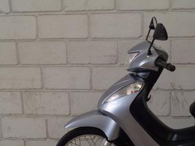 Honda Biz 125 Es - 2015 - Prata - Financiamos - Km 21.000