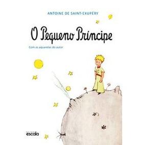 Livro O Pequeno Príncipe Colorido