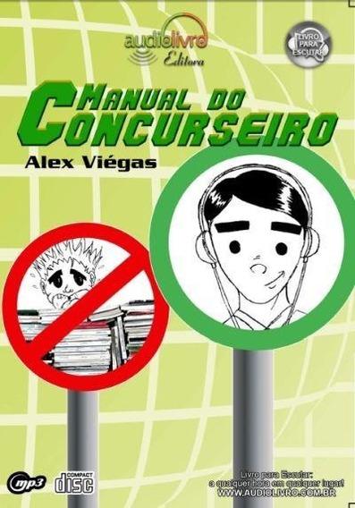 Disc Mp3 Manual Do Concurseiro Alex Viégas