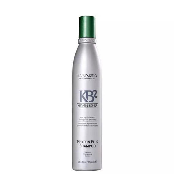 Lanza Shampoo Kb2 Keratin Bond² Protein Plus 300ml