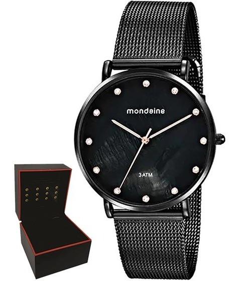 Relógio Mondaine Feminino Original Garantia Nf 76737lpmvpe2