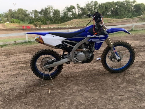Yamaha Yz 450fx 2018
