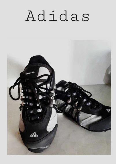 Tenis adidas Climacool Cinza Com Preto