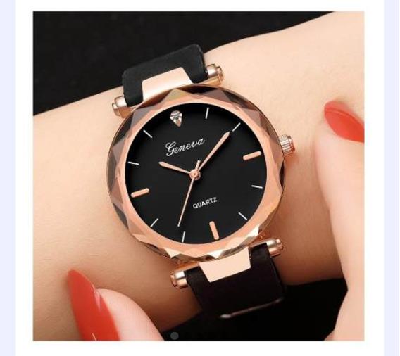 Relógio Feminino Analógico De Pulso