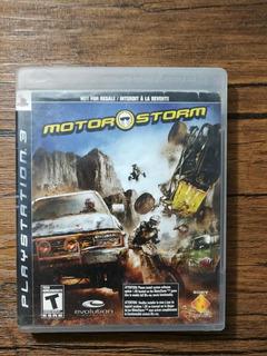 Motorstorm Playstation 3 Ps3 Excelente Estado !!