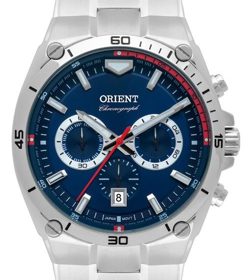 Relógio Orient Masculino Mbssc205 D1sx C/ Garantia E Nf