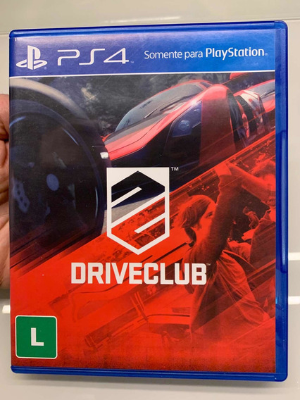 Driveclub ( Ps4 )