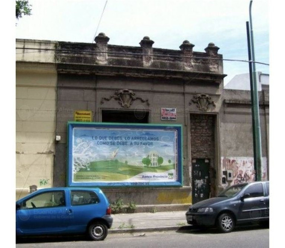 Terreno+galpón+depósito +desarrollo Inmobiliario