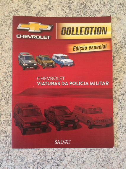 Chevrolet Collection Salvat Ediç. Especial Fascículo Revista
