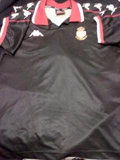 Camisa Monaco França Kappa 1998 1999 Excelente Rara