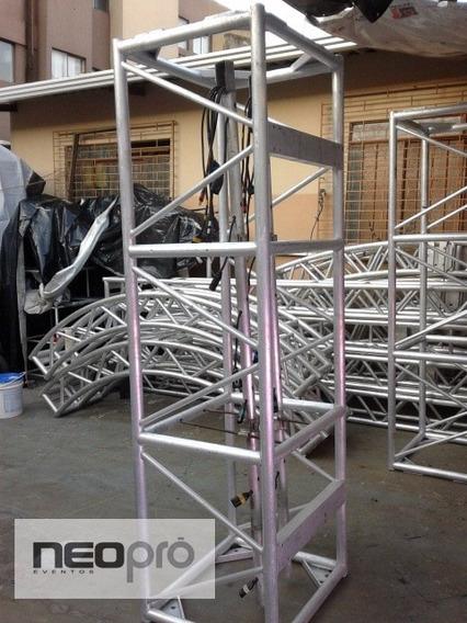 Boxx Truss - P76 - Treliça Alumínio - Profissional - Loja
