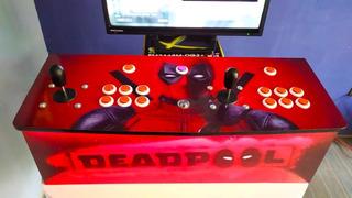 Oferta Tablero Arcade Con Pandora 9h 2200 Juegos Monedero