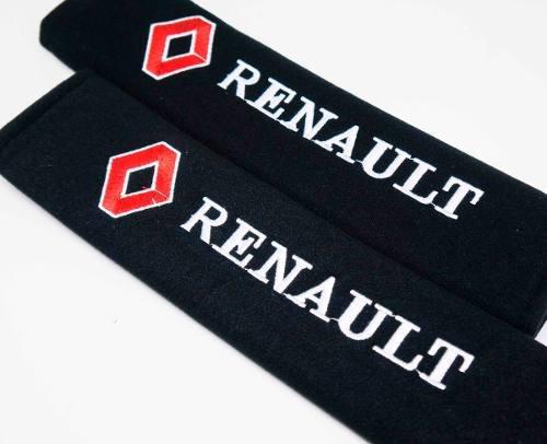 Capa Protetora Renault De Cinto Segurança Estilo Original