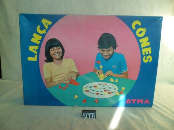 Jogo Lança Cônes Atma #601