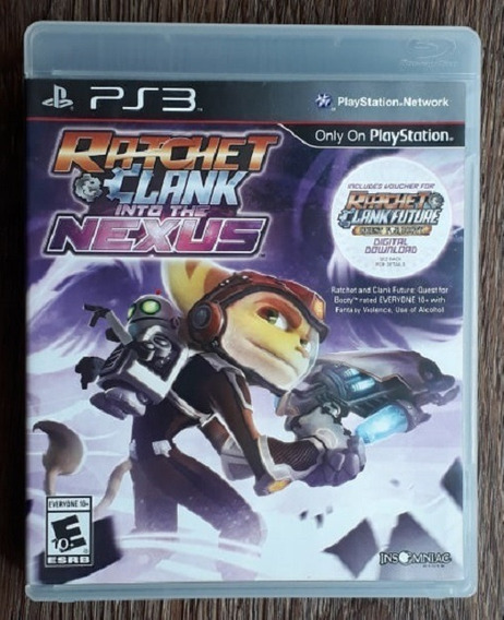 Ratchet & Clank: Into The Nexus - Ps3