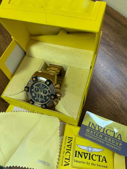 Relógio Gigante Invicta Original Exclusivo